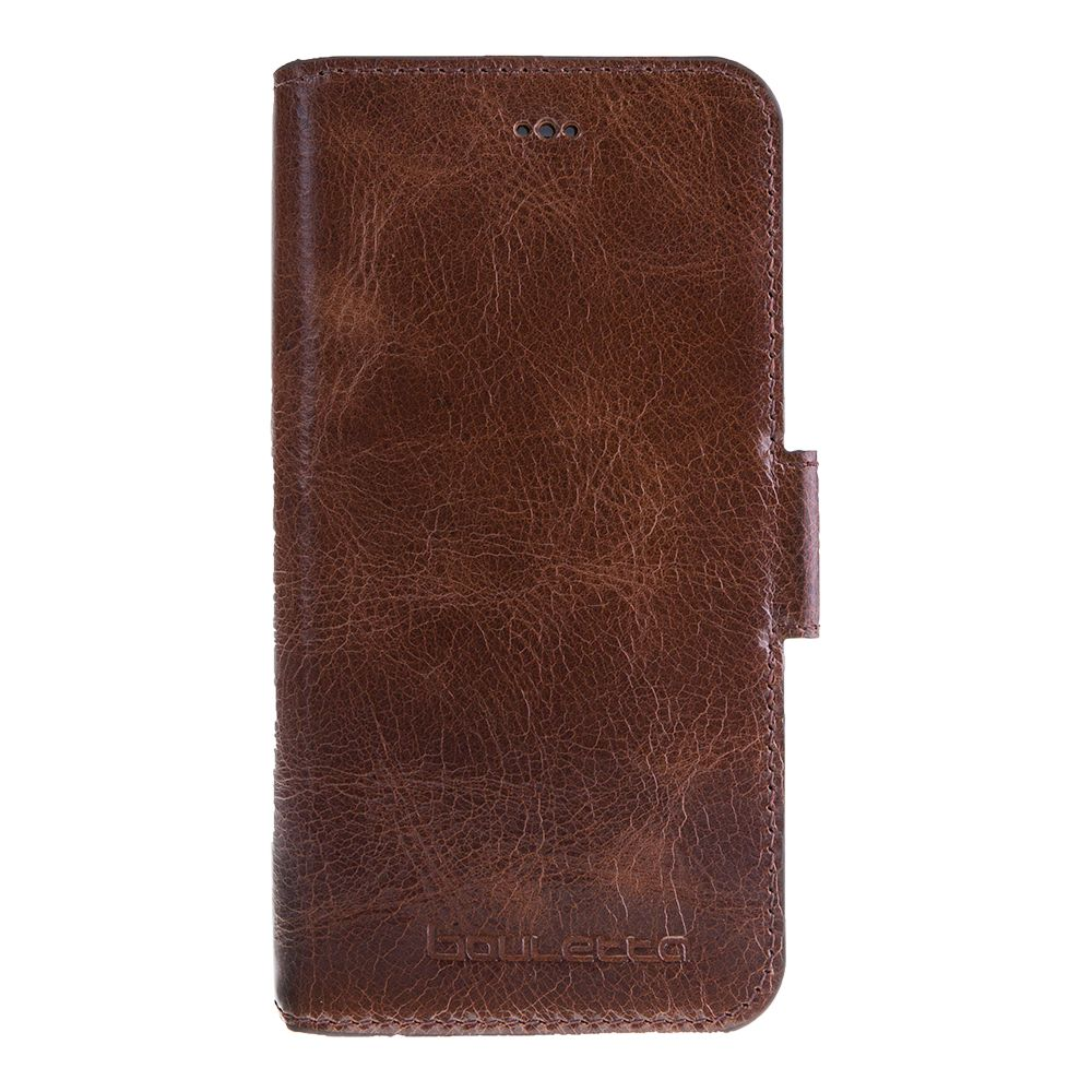 Bouletta Bouletta - Samsung Galaxy S6 Edge WalletCase (Vessel Brown)