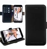 Bouletta Bouletta - iPhone 8 Plus Book Case (Rustic Black)