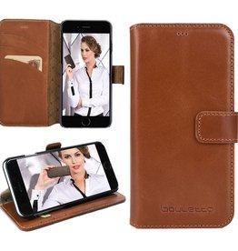 Bouletta Bouletta - Apple iPhone 8 Plus WalletCase (Rustic Cognac)