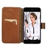 Bouletta Bouletta - Apple iPhone 8 Plus Wallet Case (Rustic Cognac)
