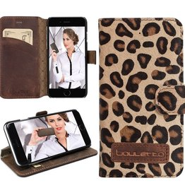 Bouletta Bouletta - iPhone 8 WalletCase (Leopard)