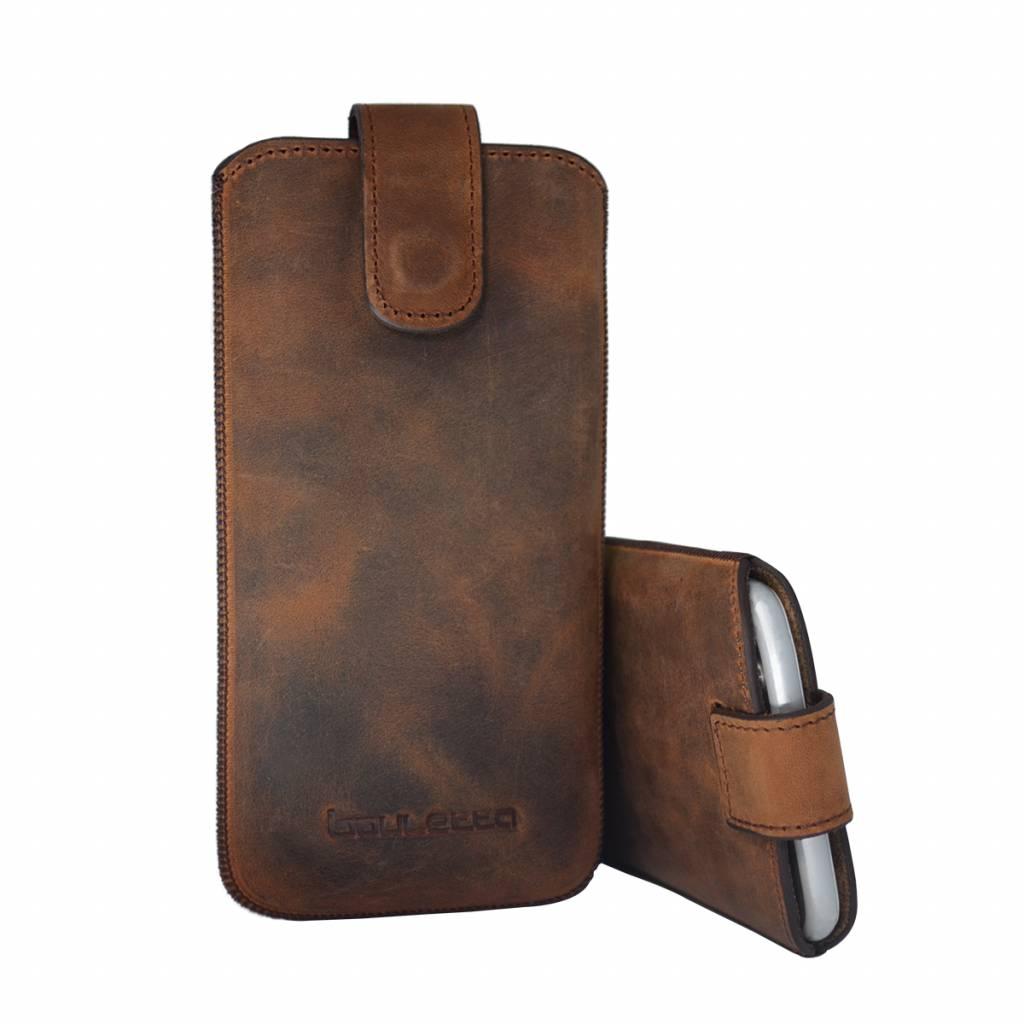 Bouletta Bouletta - Apple iPhone 6(S)/7/8 Plus Insteekhoes (Vintage Brown)