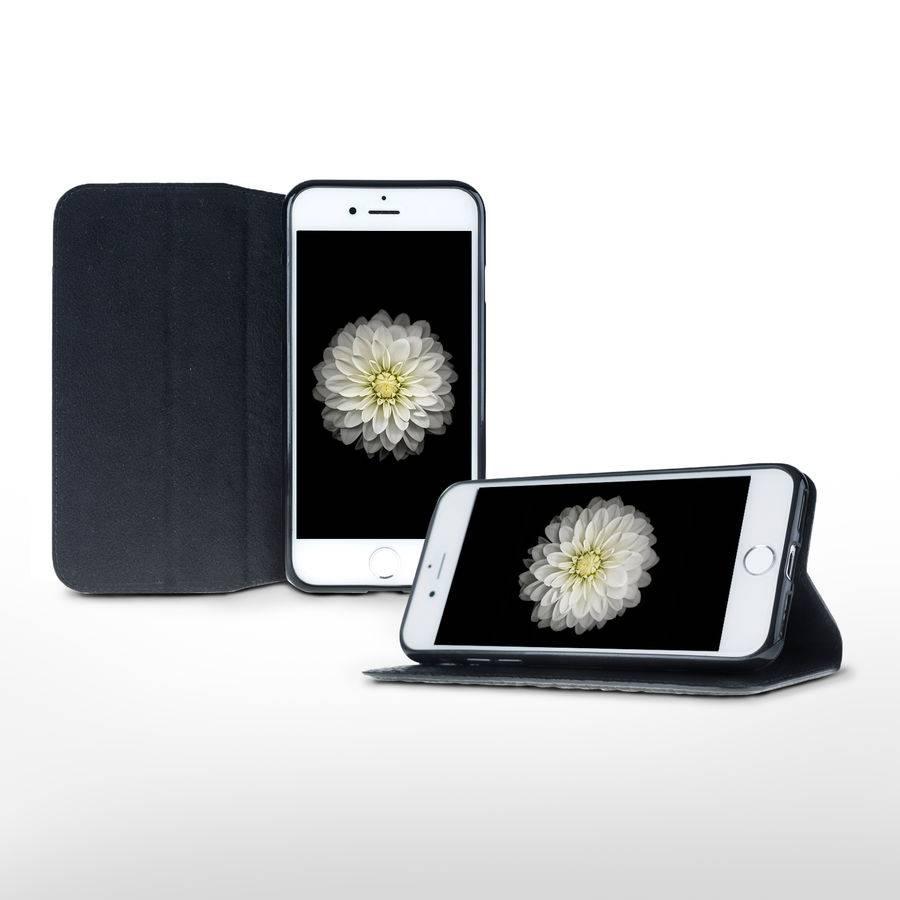 HardystoN HardystoN - iPhone 7/8 Magnetic Console BookCase 'Floater Black'