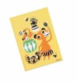 Littlephant kaartje Bongo