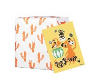 Karten und Geschenkpapier