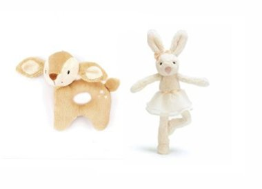 Soft toys < €15