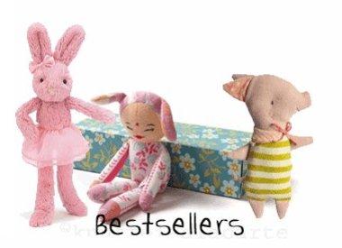 Top 10 knuffel bestsellers