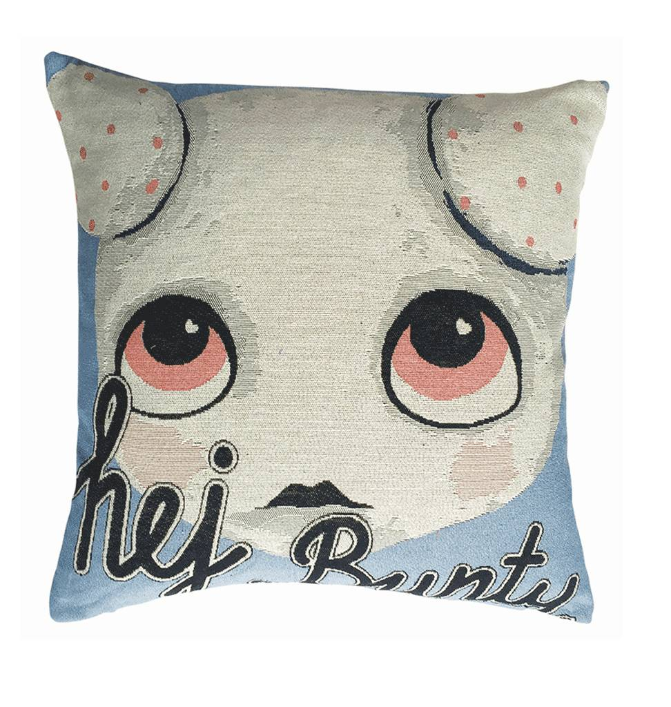 Luckyboysunday Bunty pillowcase + inner pillow Luckyboysunday 45 x45 cm