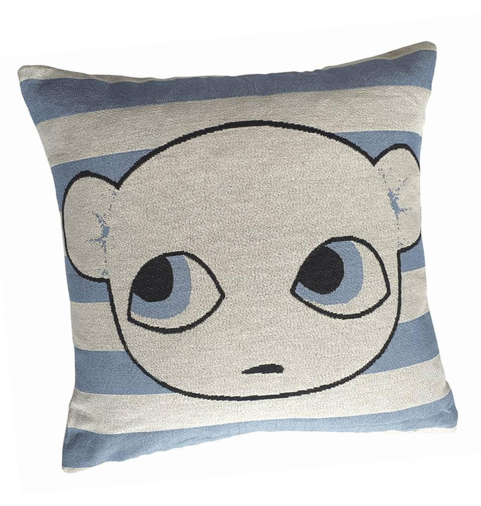 Luckyboysunday Mause pillowcase + inner pillow Luckyboysunday 45 x45 cm