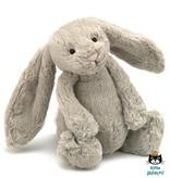 Jellycat knuffels Bashful beige Kaninchen Jellycat 31 cm