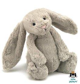 Jellycat knuffels Bashful Beige Kaninchen Jellycat