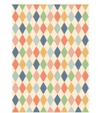 Maileg Wrapping paper Harlekin from Maileg