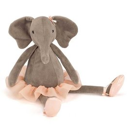 Jellycat knuffels Dancing Darcy olifant