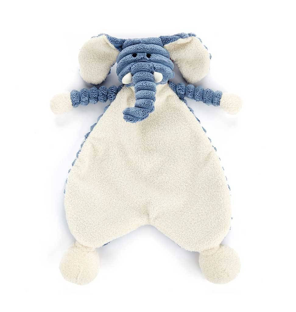 Jellycat knuffels Cordy Roy elephant baby soother Jellycat 23 cm
