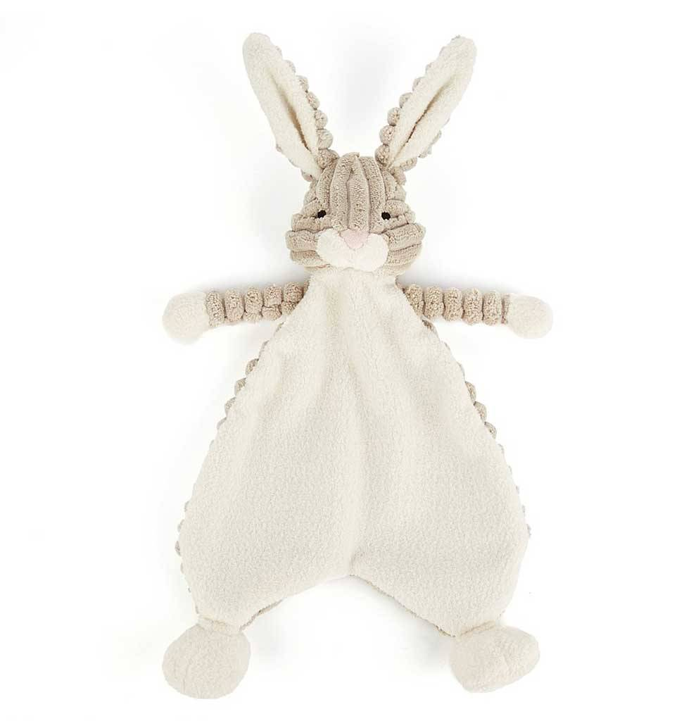 Jellycat knuffels Cordy Roy hare soother Jellycat 23 cm
