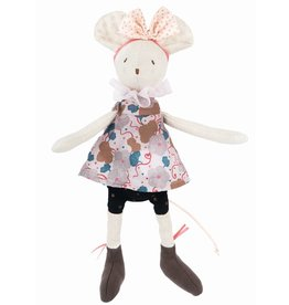 Moulin Roty Knuffelmuis Lala Moulin Roty