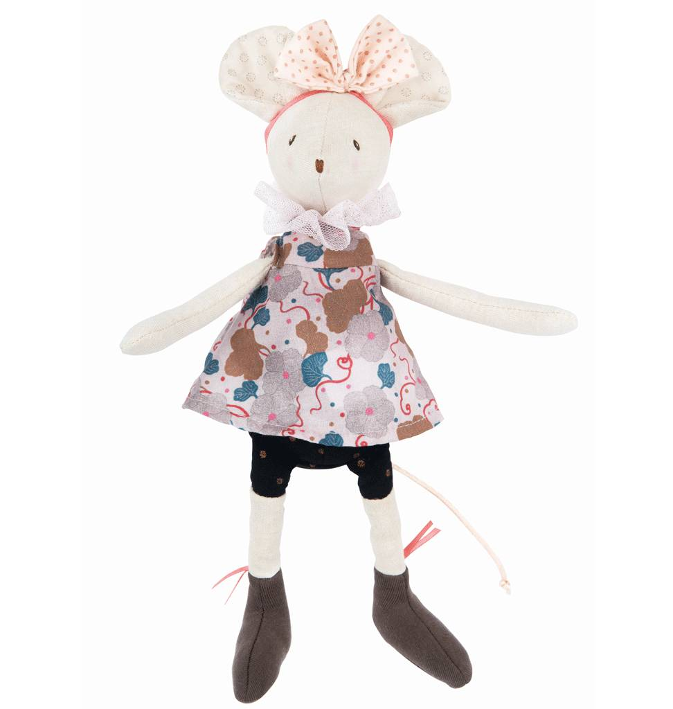 Moulin Roty Mouse Lala from Moulin Roty 22 cm
