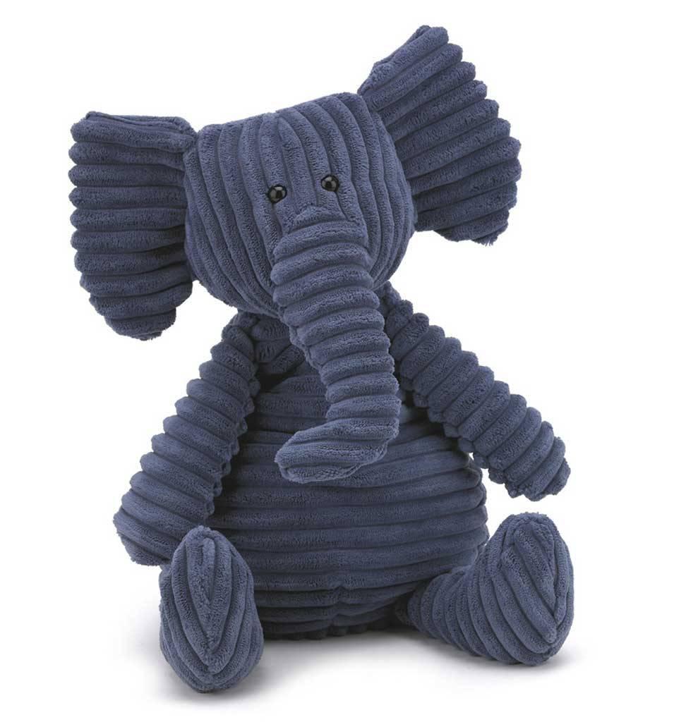 Jellycat knuffels Cordy Roy elephant Jellycat 26 cm small size