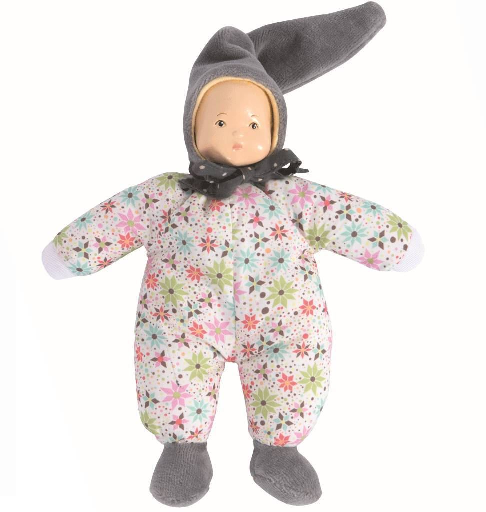 Moulin Roty Rattle baby doll Moulin Roty 20 cm