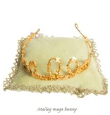 Maileg MEGA, GOLD CROWN Maileg