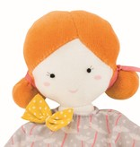 Moulin Roty Mademoiselle Blanche doll Moulin Roty 26 cm