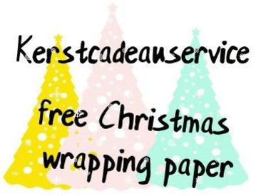 gratis Kerstcadeauservice