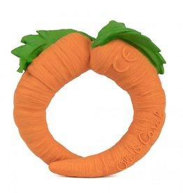 Oli & Carol bath toy carrot from Oli & Carol