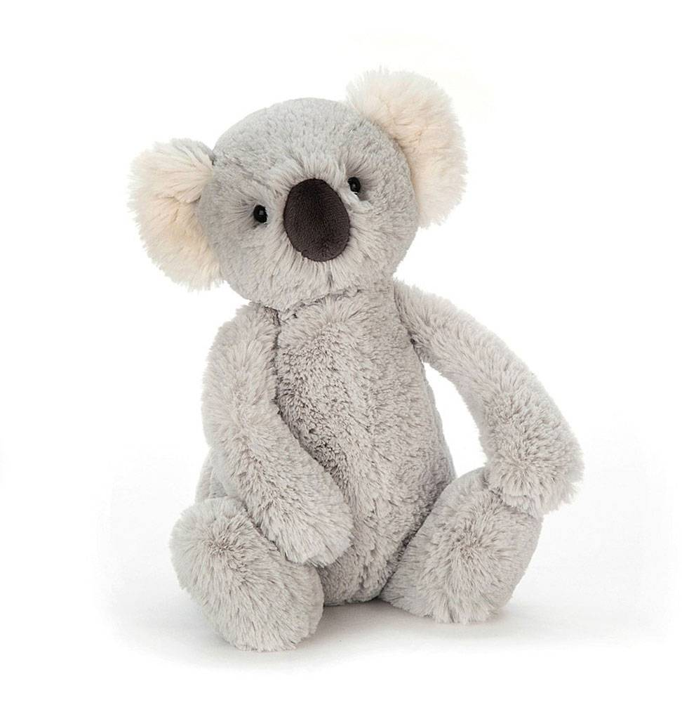 Jellycat knuffels Bashful koala rabbit from Jellycat 31 cm
