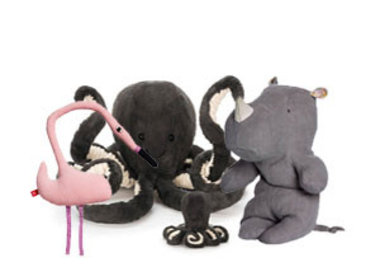All soft toys