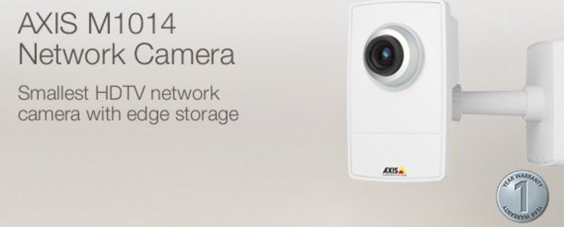 Axis M1014 Network Camera