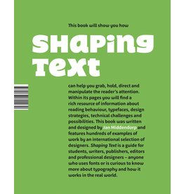 Jan Middendorp Shaping Text