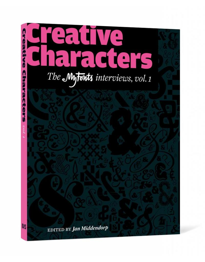 Jan Middendorp Creative Characters