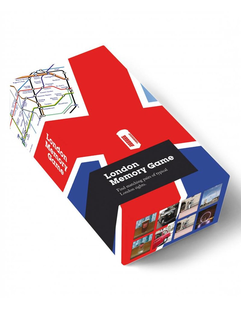 Patrick Gleeson London Memory Game