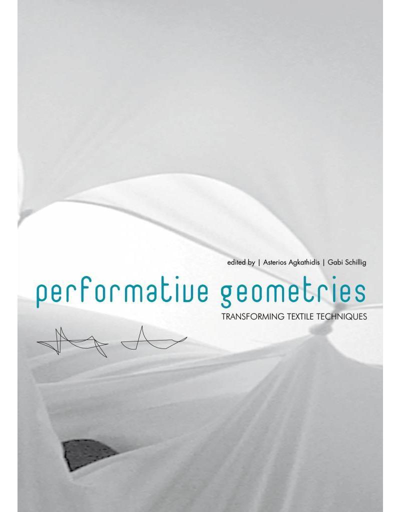 Asterios Agkathidis Performative Geometries