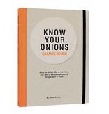 Drew de Soto Know your onions - Graphic Design