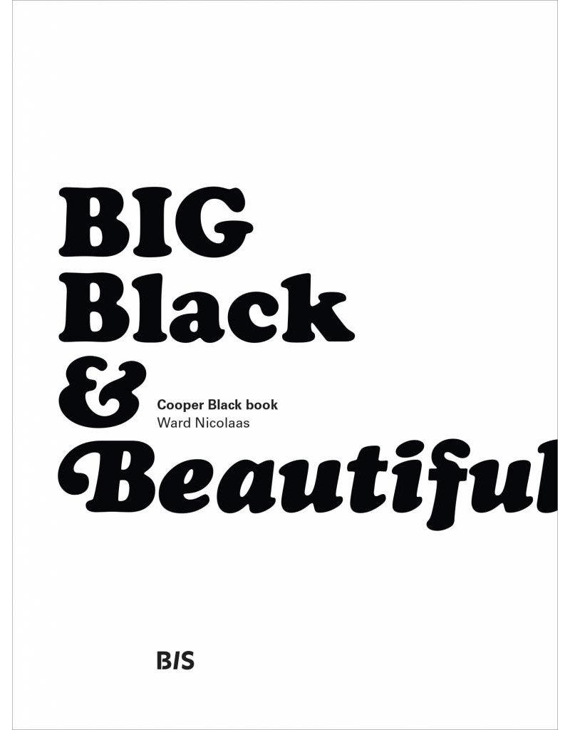 Ward Nicolaas BIG Black & Beautiful