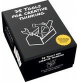 Sara Cordoba Rubino, Wimer Hazenberg and Menno Huisman  75 Tools for Creative Thinking