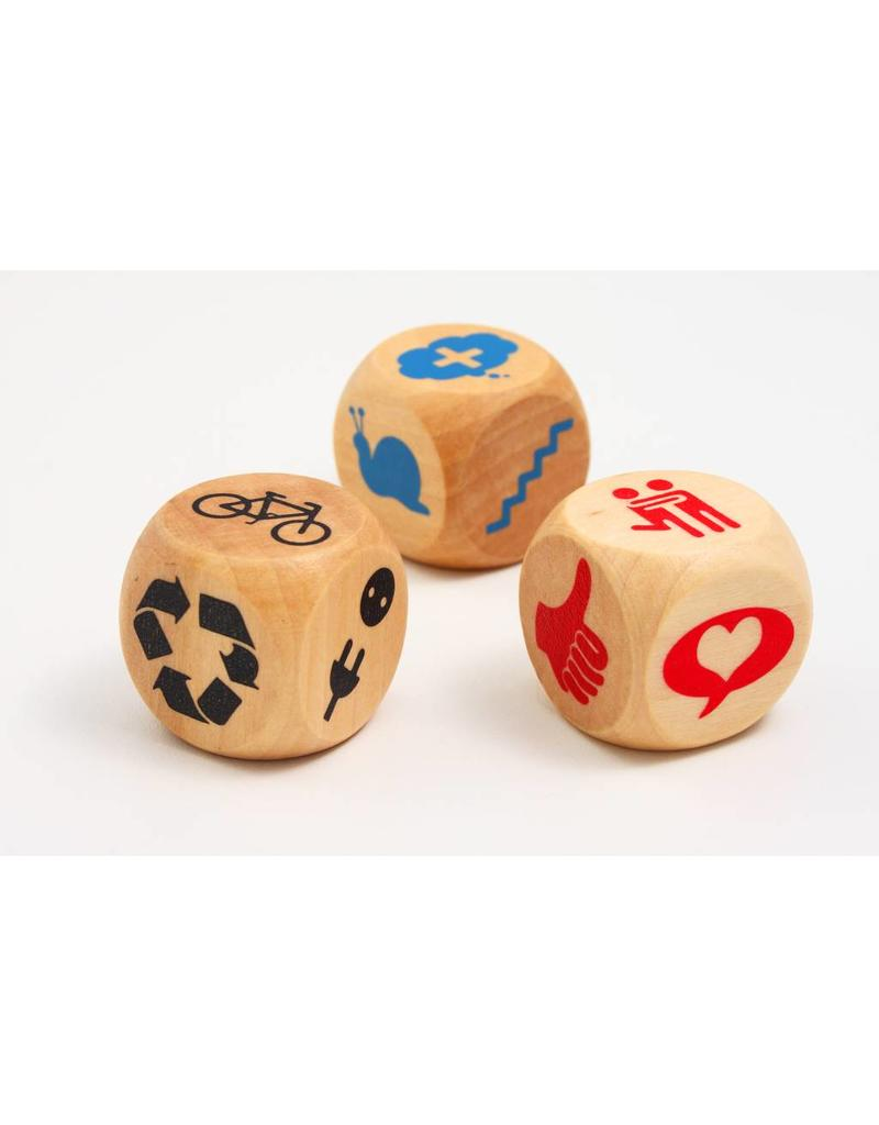 Creative Heroes Dice for Change