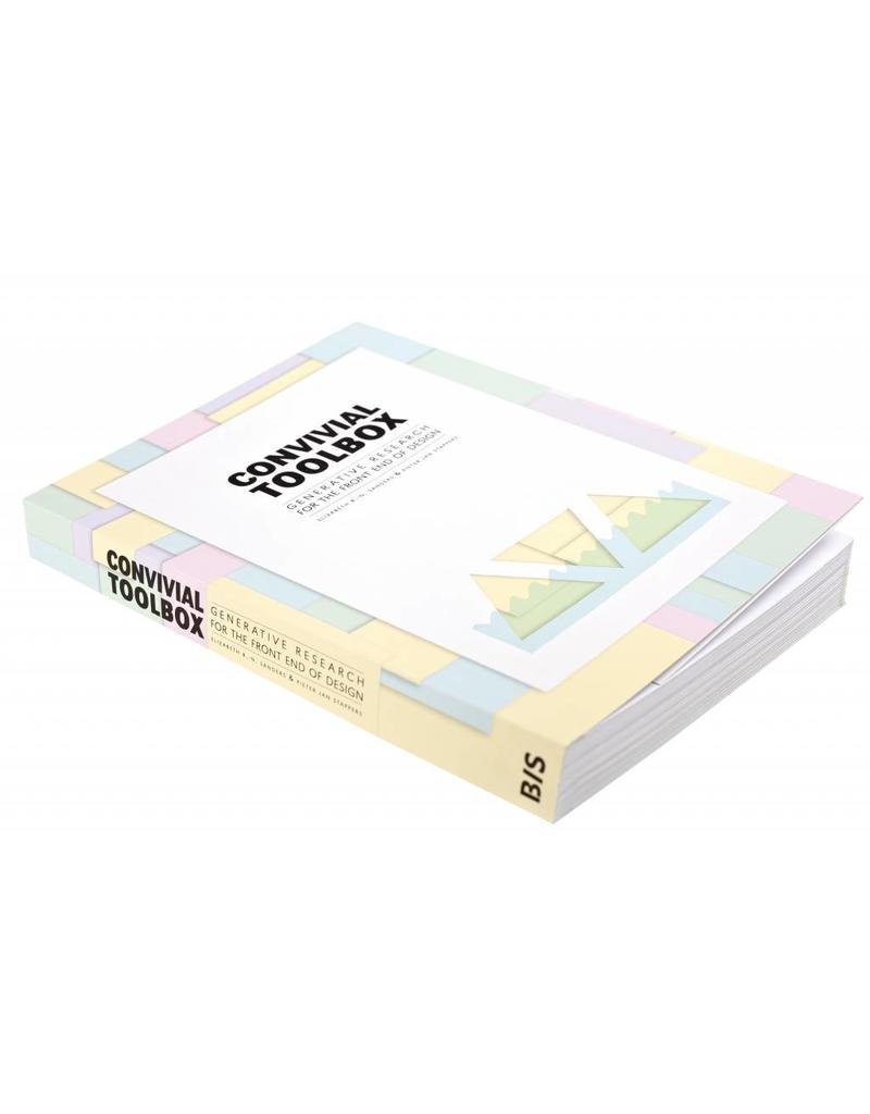 Elizabeth Sanders and Pieter Jan Stappers Convivial Design Toolbox