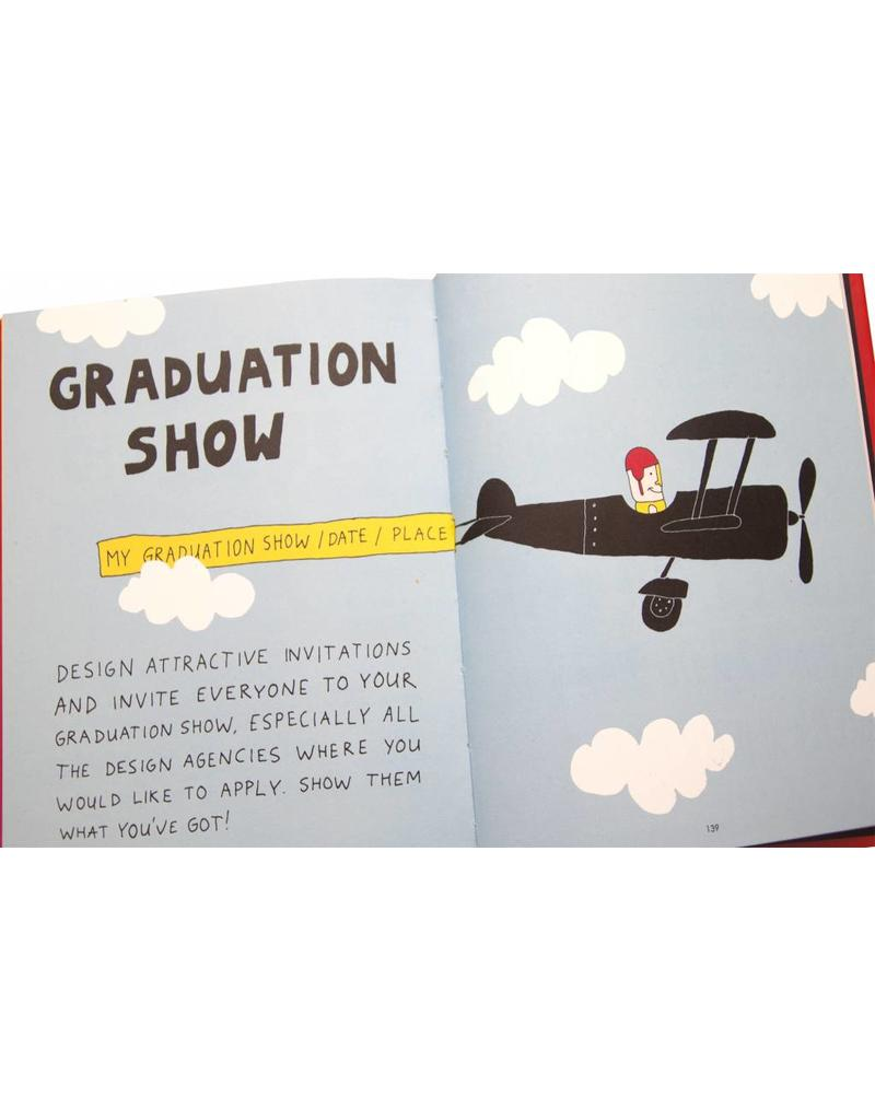 Graduation guide for design students bis publishers - Graduation gift for interior design student ...