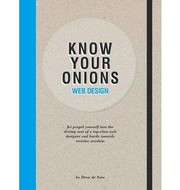 Drew de Soto Know Your Onions - Web design