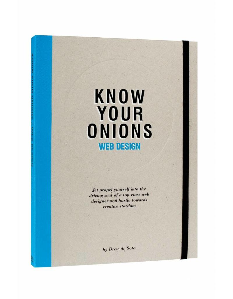 Drew de Soto Know Your Onions - Web design