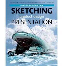 Koos Eissen and Roselien Steur Sketching -Product Design Presentation