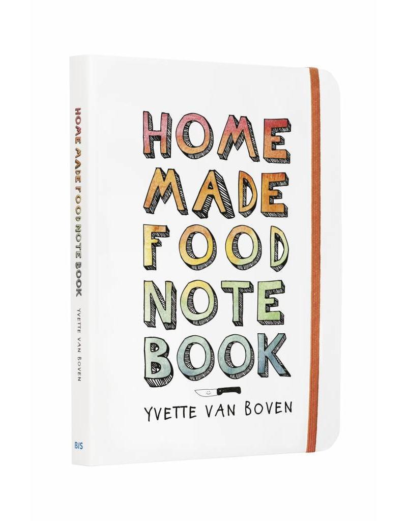 Yvette van Boven Home Made Food Notebook