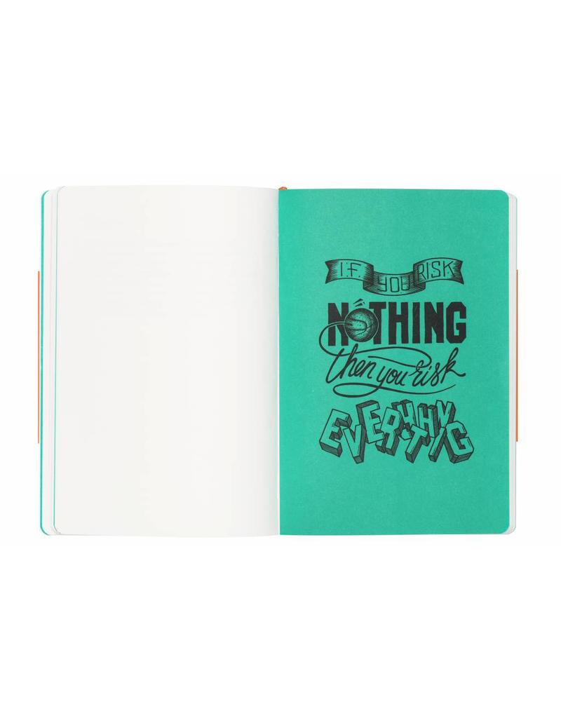 Seema Sharma Write Nothing In Here – a sketch and doodle book