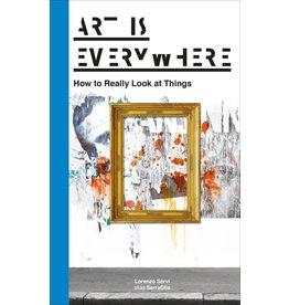Lorenzo Servi alias SerraGlia Art Is Everywhere