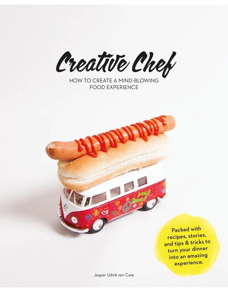 Jasper Udink ten Cate Creative Chef