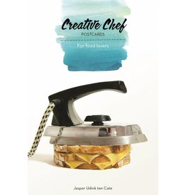 Jasper Udink ten Cate Creative Chef Postcards