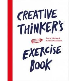 Dorte Nielsen and Katrine Granholm Creative Thinker's Exercise Book
