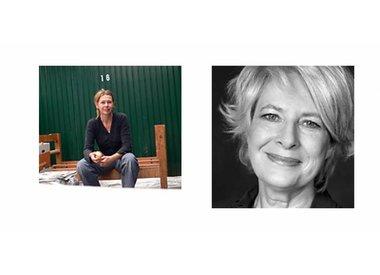 Brigitte van Mechelen en Diana Krabbendam